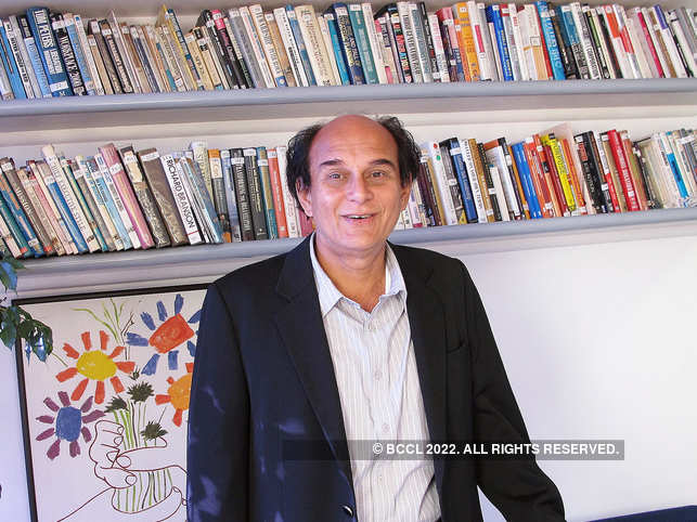 Ceding day-to-day control of​ Marico has let Harsh Mariwala focus on a number of other things​.