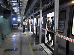 India's first underwater metro nears completion after costs double
