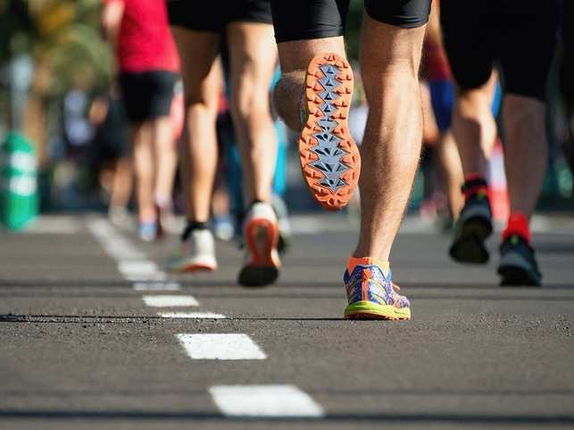 Running a marathon? Don't overtrain, could lead to a heart attack