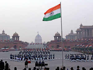 Watch: Highlights of Beating Retreat ceremony