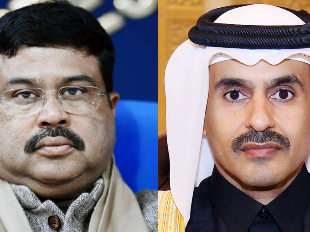 A confident India is driving a hard bargain with Qatar post its Opec exit