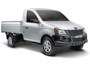 Mahindra Genio to be exported in future