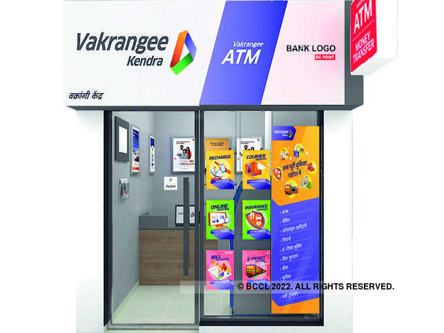 Vakrangee has added over 3,200 ATMs in the past two years