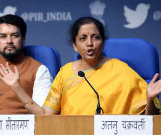 Fit India First: Healthcare honchos laud Sitharaman's Budget, allocation of Rs 69,000 cr towards sector