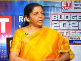 Watch: FM N Sitharaman decodes Budget 2020 with Swaminathan Aiyar & Nayantara Rai