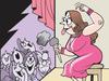 Standup Comic; annual salary: Rs 12 lakh