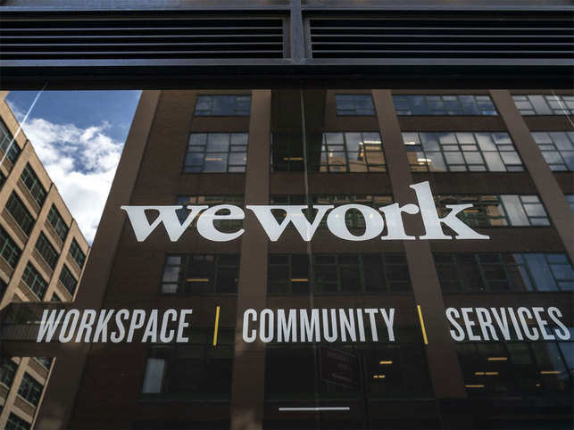 WeWork Taps Sandeep Mathrani to Be Its CEO