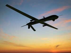 UAV getty