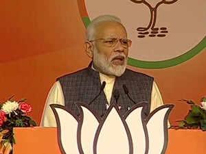PM Modi's first Delhi election rally, calls Shaheen Bagh stir political conspiracy