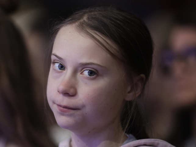 Thunberg, 17, has encouraged students to skip school to join protests demanding faster action on climate change, a movement that has spread beyond Sweden to other European nations and around the world.