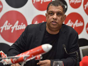 AirAsia CEO Tony Fernandes steps aside amid bribery probe