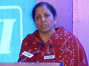 Industry needs to shun hesitation, invest to drive growth: FM Nirmala Sitharaman