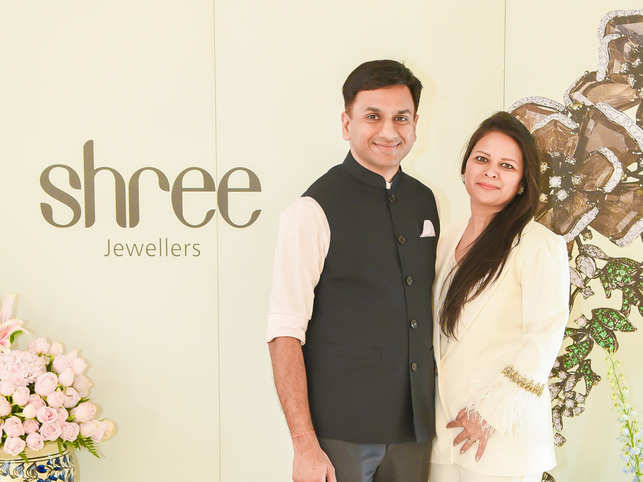 The event was hosted by owners Abhishek and Arpita Agarwal.