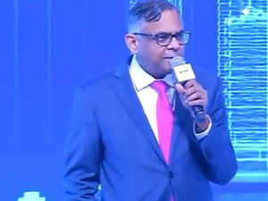 Auto Expo 2020: We have brought our seven companies together to build Electric Vehicles, says N Chandrasekaran