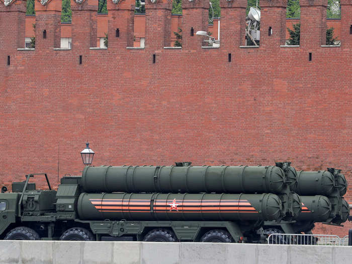 Russian S-400 missile delivery to India will start by end-2021