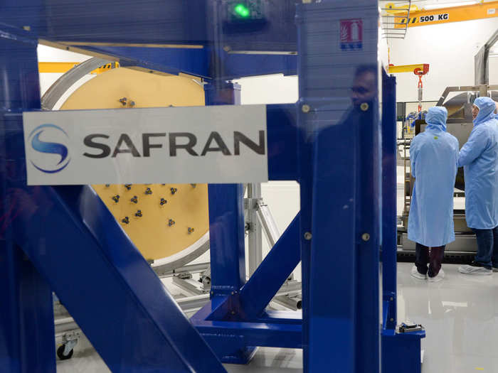 We propose full Technology Transfer to India for engine to power next gen fighters: French manufacturer Safran