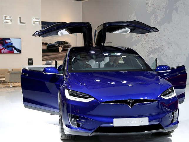 Tesla (NASDAQ:TSLA) Receives