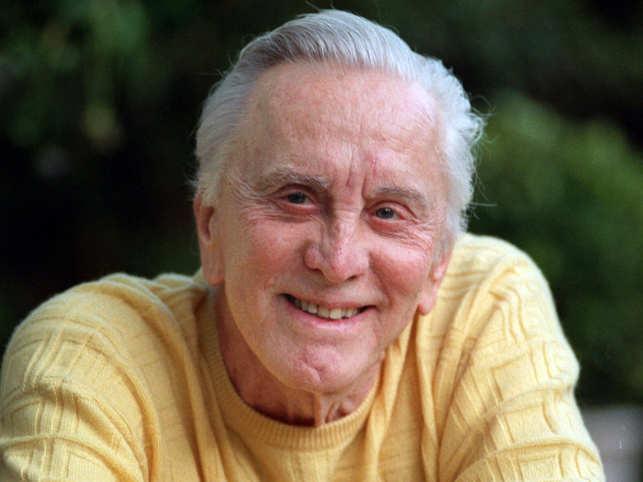 Kirk Douglas had established the Douglas Foundation for making charitable donations.