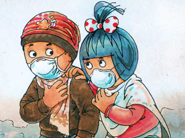 Amul's new ad on coronavirus outbreak divides Twitter - Creativity or insensitivity? | The Economic Times