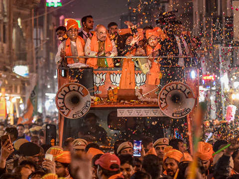 Image result for Delhi Election Campaign