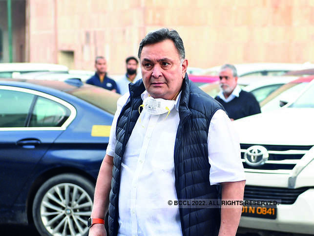 """Kapoor had earlier told PTI, """"I have had an infection which am getting treated. Nothing dramatic sorry. Pollution got me I guess."""""""