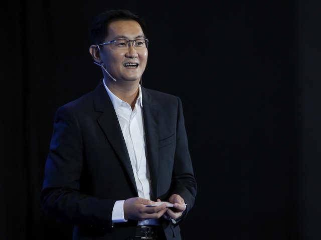 Tencent Founder's Heartfelt Gesture