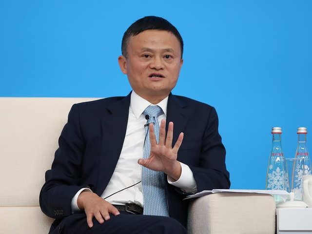 Jack Ma Pledges $14.5 million