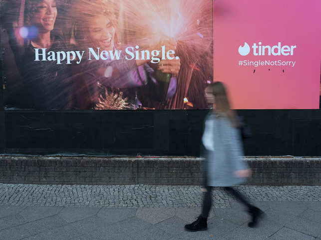 People are using Tinder for purposes other than social, romantic, or sexual encounters.