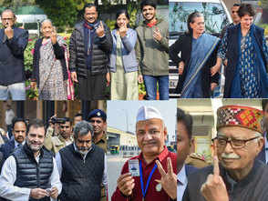 Delhi Election 2020 Polling Held Peacefully Counting Of Votes