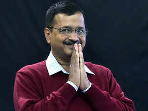 I hope public of Delhi cast their votes on basis of work done in the city: Arvind Kejriwal