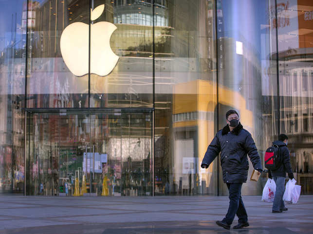 Apple remains heavily reliant on China both for smartphone sales as well as for its supply chain and manufacturing.