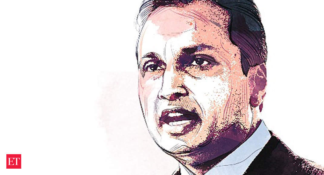 One-time billionaire Anil Ambani says he's now worth nothing