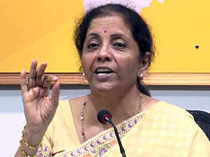 Nirmala Sitharaman ANI