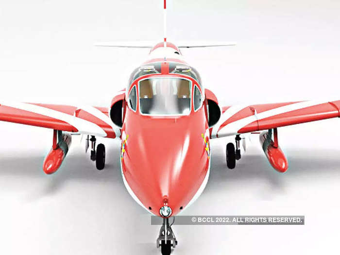 Spin test in July may revive intermediate jet trainer plan