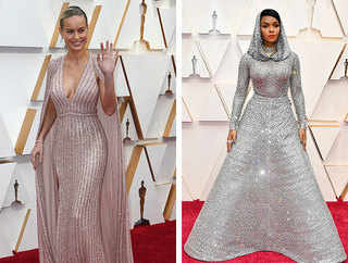 Oscars 2020: Janelle Monae, Brie Larson among fashion standouts at the Red Carpet