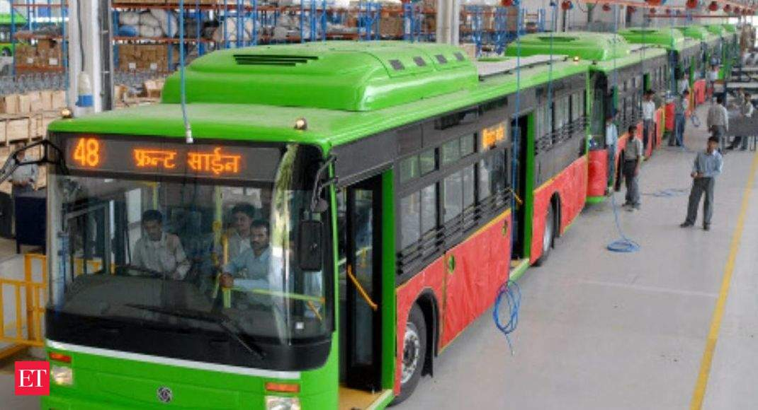 Ashok Leyland's UK arm bags order for 37 electric decker buses in London