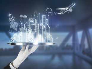 Startups abroad - istock