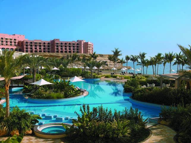 Al Bandar, which means 'The Town', is the heart of the Shangri-La Barr Al Jissah Resort & Spa.