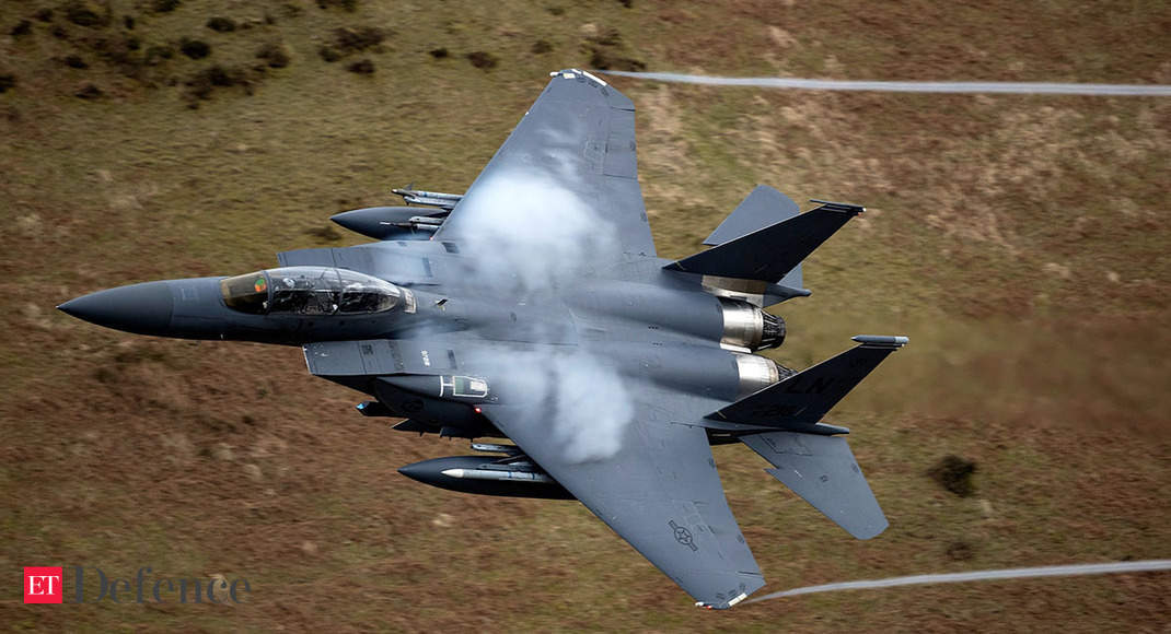 Surprise third American entry for Indian fighter jet deal, F 15EX in the fray