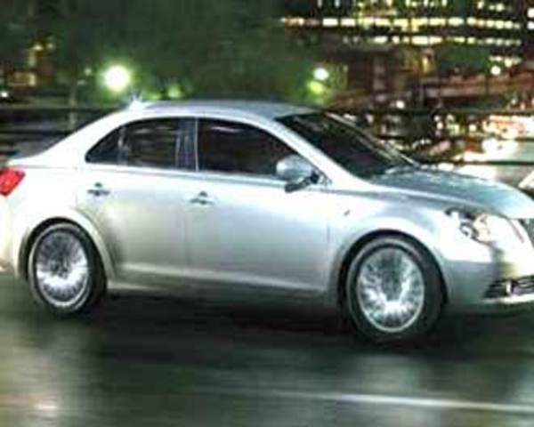 Kizashi Is Our Sports Luxury Car Maruti Suzuki The Economic Times