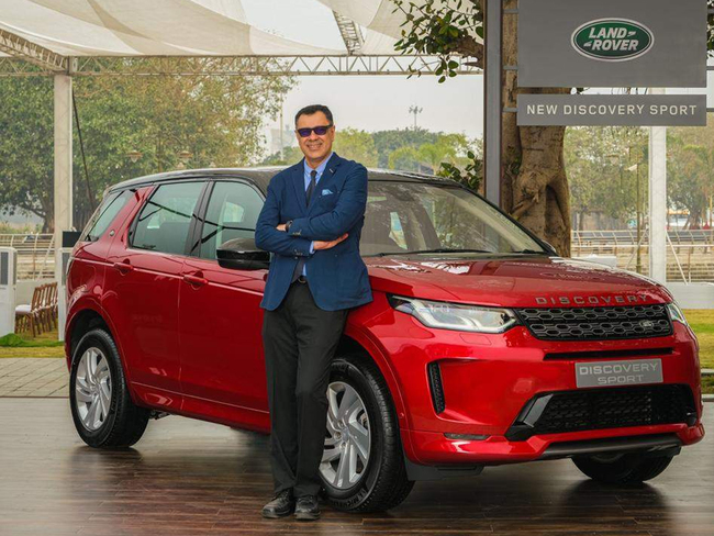 Land Rover Discovery 2020 Price Jlr Launches Bs Vi Variant Of Discovery Sport At Rs 57 Lakh The Economic Times