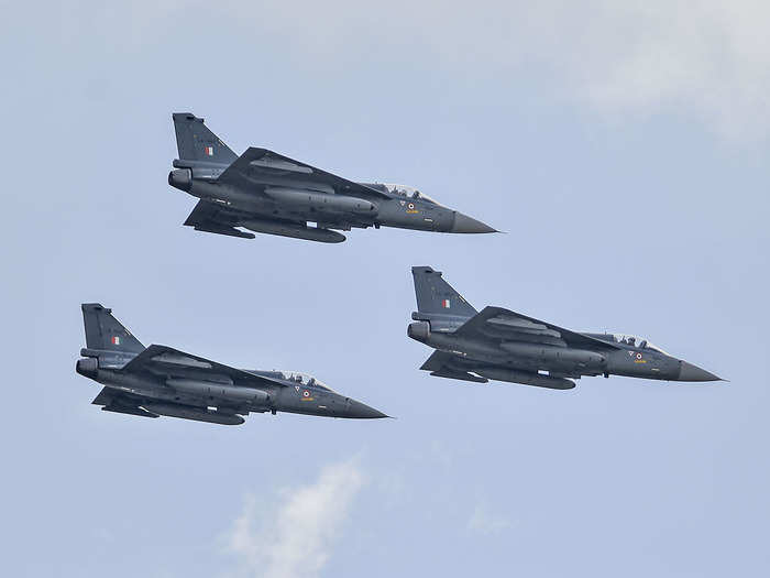 Lockheed Martin says ready to help India on Tejas and AMCA projects