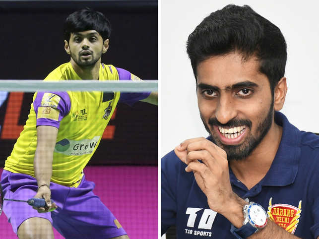 Sai Praneeth (left) and G Sathiyan (right) on preparing for Tokyo Olympics
