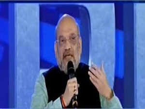 Shaheen Bagh is not democratic protest: Amit Shah at Times Now Summit 2020