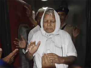 Fodder scam: SC notice to Lalu Prasad Yadav on plea challenging bail