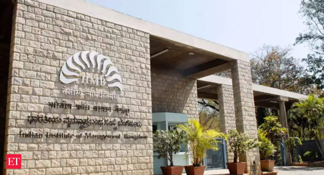 IIM Bangalore students bag 147 offers from consulting firms