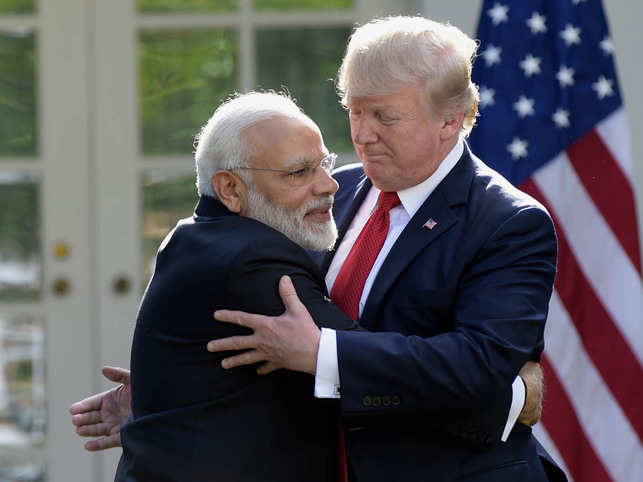 Both Modi and Trump are expected to give a speech at Motera stadium, the largest stadium in the world which, in all probability, will be jam packed.