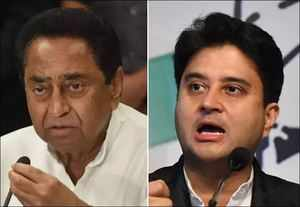 Cong holds key meet at Kamal Nath's residence after MP CM & Scindia's clash