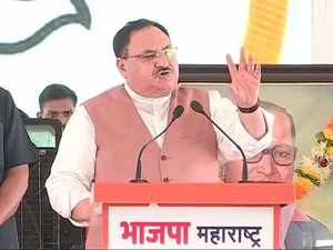 BJP to go solo in Maharashtra, will sweep next assembly polls on its own: JP Nadda
