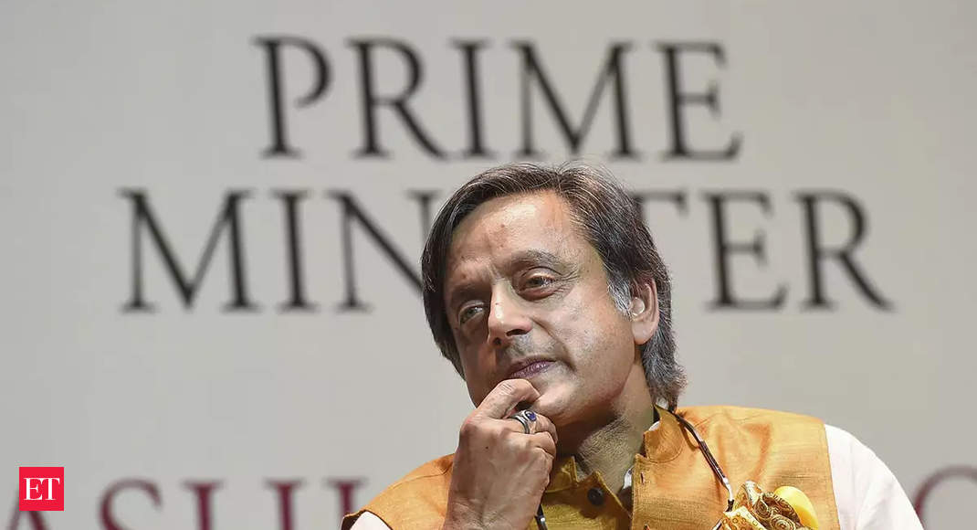 Guess UP stands for 'Unemployed People': Shashi Tharoor